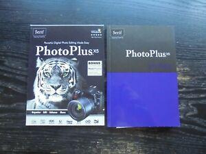 Serif Photo Plus X5 DVD Rom