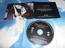 DINA CARROLL – Only Human UK CD SINGLE W/RARE MIXES/B-SIDES
