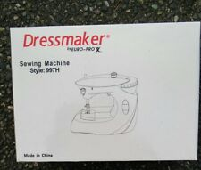 Dressmaker Sewing Machine Style 997H by Euro-Pro X