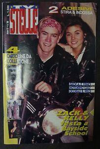 Tv Stelle N 56 Aprile 1994 Non E La Rai Tiffani Amber Thiessen Ambra Angiolini