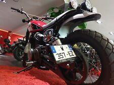 Support de plaque latéral Yamaha SCR 950