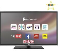 "JVC LT-32C670 32"" SMART LED LCD TV, Freeview HD, WiFi, USB Record, Pause & Play"