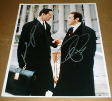 2 x KEANU REEVES & AL PACINO DEVIL'S ADVOCATE GENUINE AUTOGRAPHS - Signed photo
