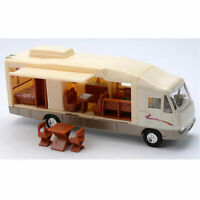 Luxury Camper Van Motorhome Model Car Diecast Gift Toy Vehicle Collection Kids