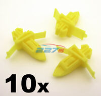 10x Toyota Land Cruiser Prado Exterior Side Moulding Trim Clips- 75398-60021