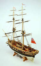 "Beautiful, Popular Wooden Model Ship Kit by Mamoli: the ""Swift"""