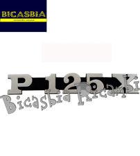 1705 TARGHETTA COFANO LATERALE VESPA PX 125 P125X PX BICASBIA CERIGNOLA