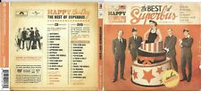 CD + DVD DIGIPACK 18T + INTÉGRALE DES CLIP THE BEST OF SUPERBUS HAPPY BUSDAY