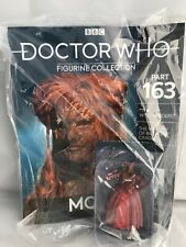 DOCTOR WHO FIGURINE COLLECTION #163 MORAX QUEEN EAGLEMOSS NEW 13TH DOCTOR