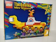 LEGO® Ideas 21306 The Beatles Yellow Submarine new & sealed