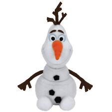 "Ty Disney Frozen Snowman Olaf  13""  medium Plush Beanie Baby Doll Toy"
