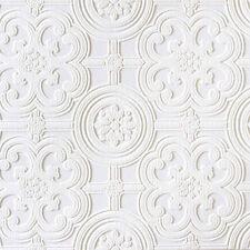 RD80029 Anaglypta Wallcovering Luxury Textured Vinyl Egon Paintable Wallpaper