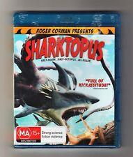 Sharktopus Blu-ray - Brand New & Sealed