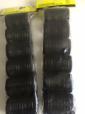 2x 6 PACK LARGE SUPERDRUG THERMO ROLLERS HEAT RETAINING PRO RESULTS NEW SEALED