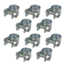 10 Schlauchschellen Schlauchbinder Klemmen Schlauch starr 9-11mm (0,53 EUR/Stück