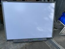 """More details for smart board   by smarttech x  3 boards- size 51"""" by 38"""""""