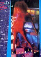 DAZZ BAND heartbeat 12INCH 45 RPM UK EX 1984