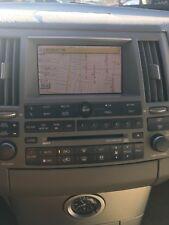 2003-2008 Infiniti FX35 GPS Navigation Display Screen OEM FACTORY 28090CA100