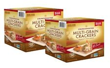 Crunchmaster Multi-Grain Crackers, 28 oz - Gluten Free - Pack of 2 - New !