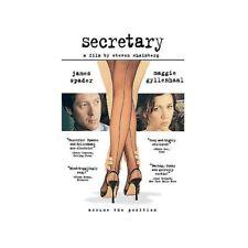 Secretary, New DVDs