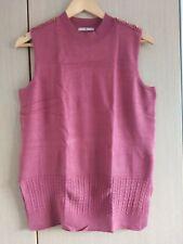 Tu knit sleeveless top size 12 women