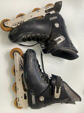 Roces Lowrider aggressive inline mens 11 With Stock Roces Hyper Dwarf 67mm Wheel