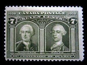 CANADA - SCOTT# 100 - MH - CAT VAL $160.00