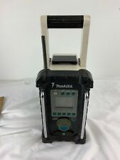 Makita BMR100 Cordless Lithium-Ion AM/FM Jobsite Radio (No Battery Or Charger