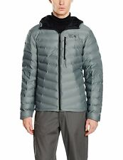 Mountain Hardwear Stretch Q-Shield Down Hooded Jacket. Men's XL. Was $250.