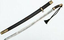 Russian Caucasian Cossack Shashka Sword Caucasian Dagger Kindjal 1914 №11