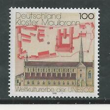 GERMANY # 1987 MNH MONASTERY, UNESCO