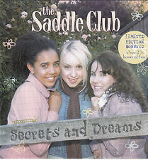 The Saddle Club:Secrets And Dreams-TV Series Australia- Soundtrack-22 Track-2 CD