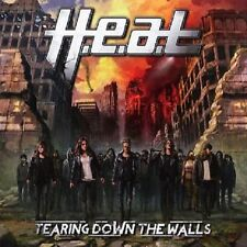 "H.E.A.T - ""Tearing Down The Walls"" - 2014"