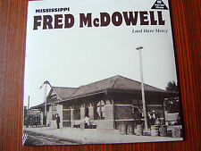 Mississippi Fred McDowell 180g LP Lord Have Mercy NEU-OVP 1959/2011