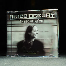 Alice Deejay - The Lonely One - Music cd EP