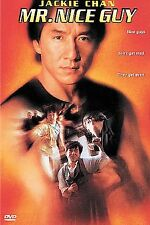 Mr. Nice Guy DVD 1998 Uncommon JACKIE CHAN Action Comedy Brand New Sealed !