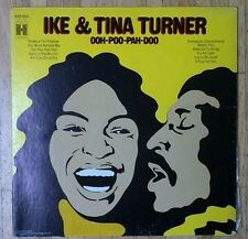 IKE & TINA TURNER Ooh Poo Pah Doo LP/U.S.