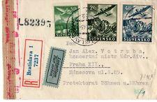 Slovakia Bratislava 1943
