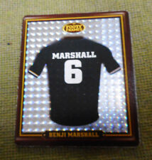 #AA.  2009  RUGBY LEAGUE FOOTY FRAME TAZO #61  BENJI MARSHALL, WESTS TIGERS