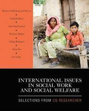 International Issues in Social Work and