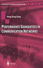 Telecommunication Networks and Computer Systems Ser.: Performance Guarantees...