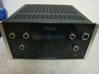 McIntosh MX135 MX 135 A/V Control Center READ DESCRIPTION