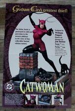 W057 Catwoman Movie Hot DC Comics 24x36/'/' Art Silk Poster