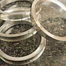 Aleación de Aluminio 54.1 67.1 HUB Espita Anillos de Rueda de aluminio forjado
