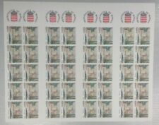 Timbres carnets avec 8 timbres