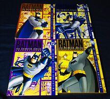Batman The Animated Series Volumes 1-4