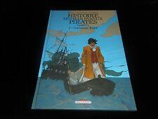 Brrémaud / Lematou : Histoire des plus fameux pirates 1 : Capitaine Kidd 1°édit