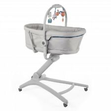 Multifunctional Crib Chicco Baby Hug 4in1 glacial