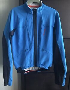 SPECIALIZED CYCLING JACKET-SIZE S-GENTLY USED--PLUS FREE CYCLING MASK- NEW