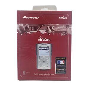 New 2005 Pioneer AirWare xm2go Satellite Radio Sealed Gex-airware1